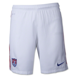 USA 2014 Home Soccer Short