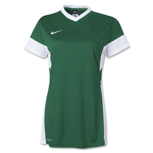 Nike Women's Academy 14 Training Top (Green/Wht)