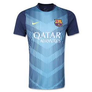 Barcelona Prematch Training Top