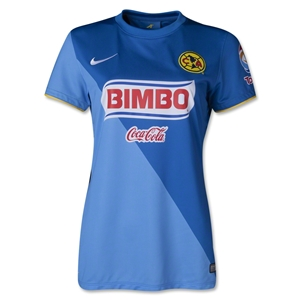 Club America 2014 Women's Third Soccer Jersey