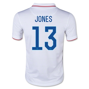 USA 14/15 JONES Youth Home Soccer Jersey
