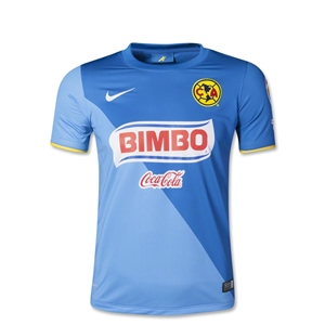 Club America 2014 Youth Third Soccer Jersey