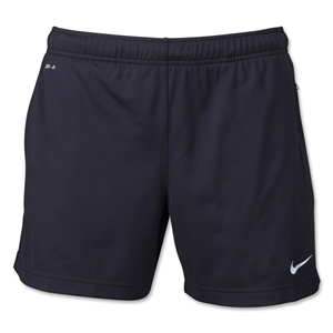Nike Women's Libero 14 Longer Knit Short (Black)