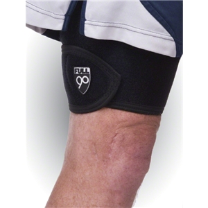 Thigh Wrap (Black)