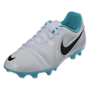 Nike Junior CTR 360 Libretto III FG (White/Gamma Blue)