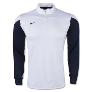 Nike Long Sleeve Squad 14 Midlayer (White)