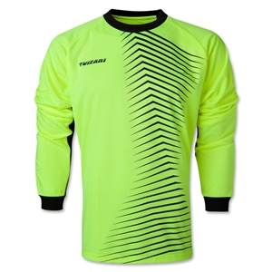 Vizari Novara Goalkeeper Jersey (Yellow)