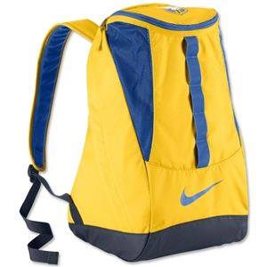 Brazil Shield Backpack (Yellow)
