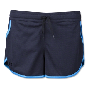 Under Armour Women's Rally Short (Black/Royal)