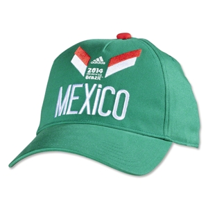 Mexico 2014 FIFA World Cup Brazil(TM) Cap
