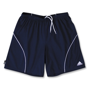 adidas Striker Soccer Shorts (Navy/White)