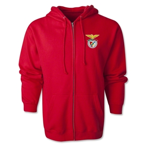 Benfica Full-Zip Hoody (Red)