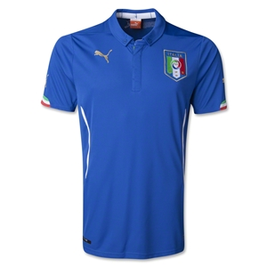 Italy 14/15 Home Soccer Jersey