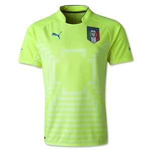Italy 2014 Goalkeeper Soccer Jersey