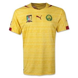 Cameroon 2014 Away Soccer Jersey