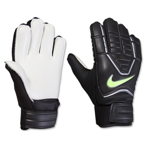 Nike GK Jr Grip Glove (Black/Black/Volt)
