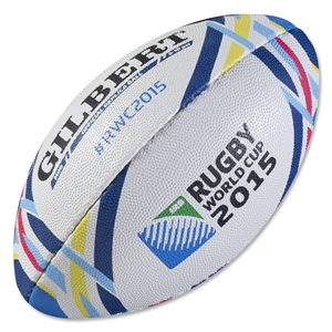 Gilbert Rugby World Cup 2015 Mini Ball