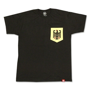 Germany Pocket T-Shirt (Black)