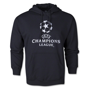 UEFA Champions League Metallic Crest Hoody