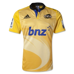 Hurricanes 2014 Home SS Rugby Jersey