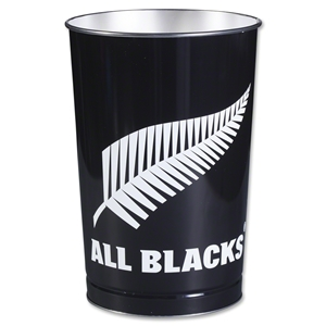 All Blacks Waste Basket
