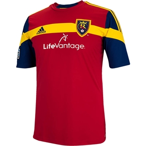 Real Salt Lake 2014 Replica Primary Soccer Jersey