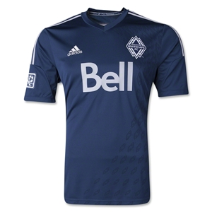 Vancouver Whitecaps 2014 Replica Secondary Soccer Jersey