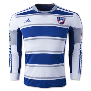 FC Dallas 2014 LS Authentic Secondary Soccer Jersey