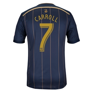Philadelphia Union 2014 CARROLL Authentic Primary Soccer Jersey