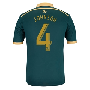 Portland Timbers 2014 JEWSBURY Authentic Third Soccer Jersey