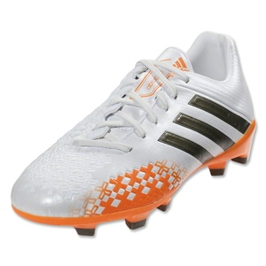 adidas Predator Absolado LZ TRX FG Junior (Running White/Earth Green/Solar Zest)