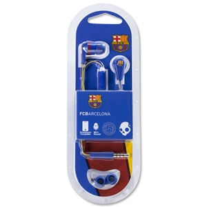Barcelona Skullcandy Ink'd Earphones