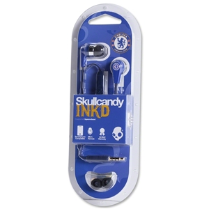 Chelsea Skullcandy Ink'd Earphones