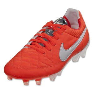 Nike Tiempo Legend V FG (Total Crimson)