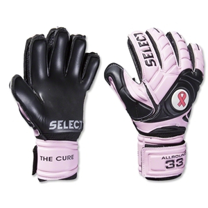 Select Protect Cure 33 All Round Goalkeeper Glove