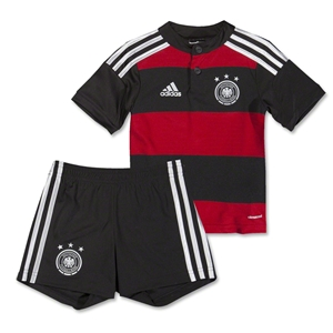 Germany 2014 Away Mini Kit