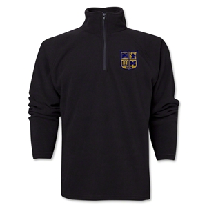Michigan Rugby Fleece (Black)