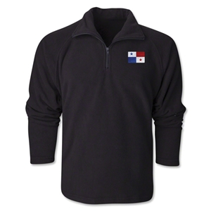Panama Flag 1/4 Fleece Pullover