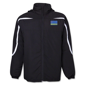 Aruba Flag All Weather Storm Jacket