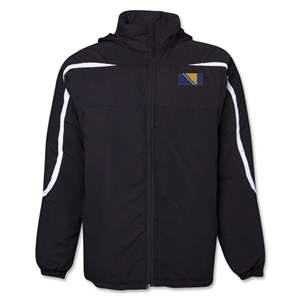 Bosnia-Herzegovina Flag All Weather Storm Jacket
