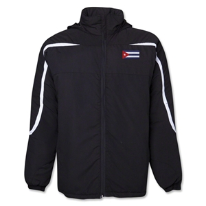 Cuba Flag All Weather Storm Jacket