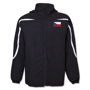 Czech Republic Flag All Weather Storm Jacket
