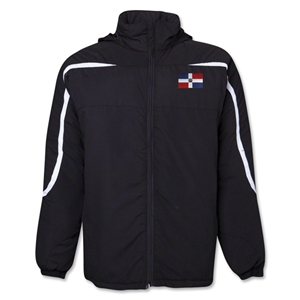 Dominican Republic Flag All Weather Storm Jacket