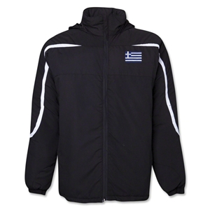 Greece Flag All Weather Storm Jacket