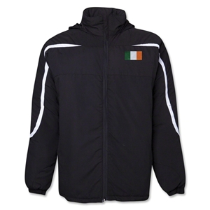 Ireland Flag All Weather Storm Jacket
