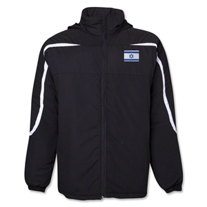 Israel Flag All Weather Storm Jacket
