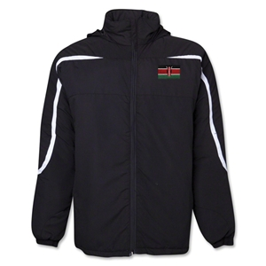 Kenya Flag All Weather Storm Jacket