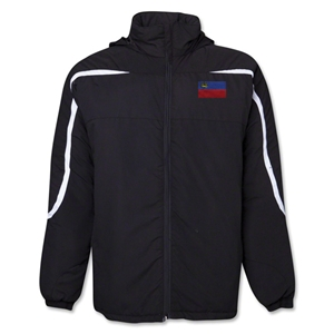Liechtenstein Flag All Weather Storm Jacket