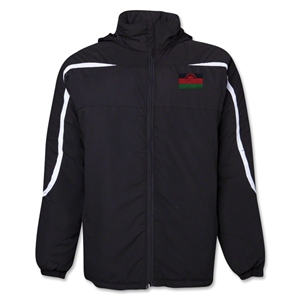 Malawi Flag All Weather Storm Jacket