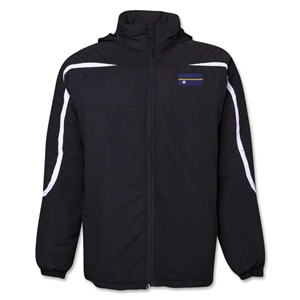 Nauru Flag All Weather Storm Jacket